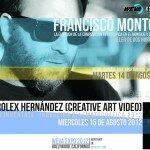 WEVA EXPO 2012: TALLERES DE CINEMATOGRAFIA: Francisco Montoro- Rolex Hernandez-Candiani