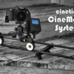CineMoco™ Delivers Motor Controlled Sliding Video