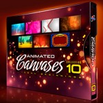 Digital Juice releases Animated Canvases™ Collection 10: Ideal Beginnings with instant download and boxed DVD product options