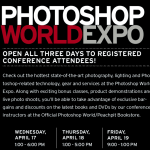 PHOTOSHOP WORLD EXPO- ORLANDO FLORIDA