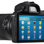 New Galaxy NX Mirrorless Camera by Samsung