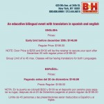 A DAY AT B&H. NEW YORK. CLASES VIDEO/FOTOGRAFIA BILINGUE