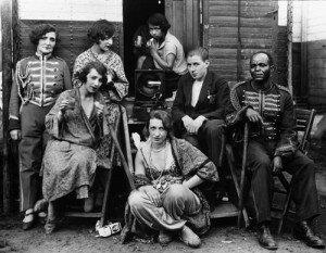 Artistas de Circo, 1926