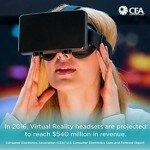 Lo Virtual se convierte en realidad en Expo CES 2016