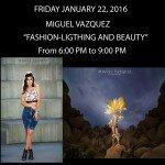 Tri Community Photography School Presents Fashion/Lighting & Beauty Seminar