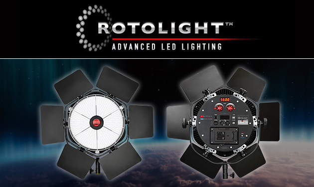 ANOVA PRO ROTOLIGHT led light
