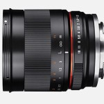 NEW 35mm f/1.2  Prime Lenses.