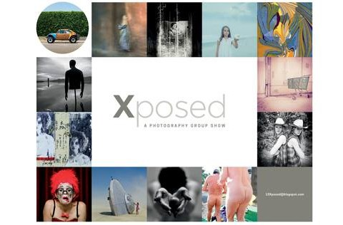 Xposed: A Photography Group Show. Los Angeles California