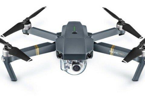 Nuevo Drone Compacto:  DJI Mavic Pro