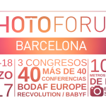 Photo Forum Barcelona Marzo 16,17,18