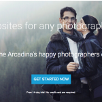 GET TO KNOW ARCADINA- WEBSITES FOR PROFESSIONAL PHOTOGRAPHERS