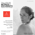 TALLER DE RETRATO Y DOCUMENTO -MEXICO