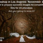 Workshop : Enrique Oliver en Los Angeles California
