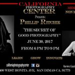 WORKSHOP: PHILLIP RITCHIE JUNE 30 -SAN DIMAS CA.