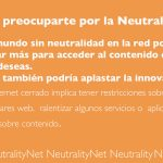 Neutralidad de Red -Porque es Importante