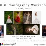 Dallas Texas Photography Workshop April 2018