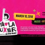 Las Fotos Project presents the 4th Annual Viva La Muxer Festival