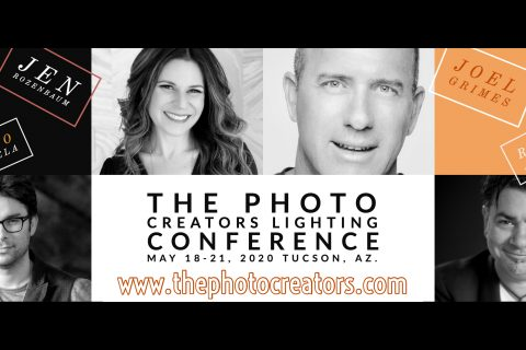 The Photo Creators Lighting Conference-Tucson Arizona