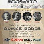 Workshop Conferencia para Fotógrafos y Videógrafos / Argentina