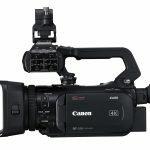 Canon lanza cuatro nuevas videocámaras profesionales 4K / 30p en la gama XA